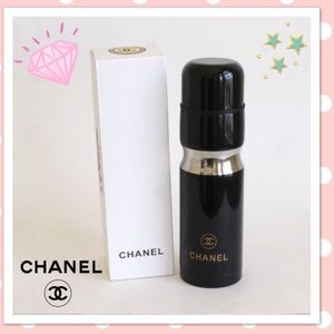 Chanel Thermos Hot and Cold - Black